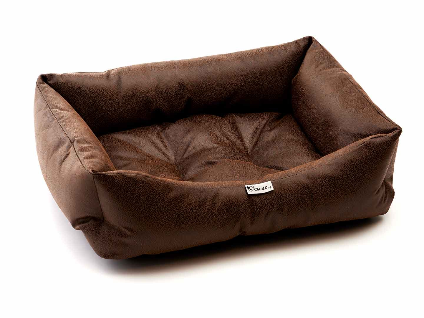 Homesullivan Dark Brown Faux Leather 28 Images Mission Oak Faux Leather Loveseat Dark Brown