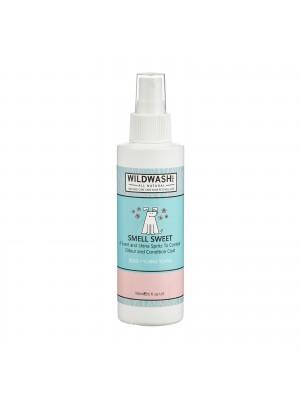WildWash PET Dog Spritz Spray Smell Sweet 150ml