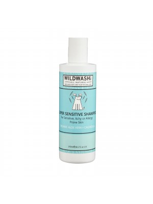 WildWash PET Super Sensitive Dog Shampoo 250ml