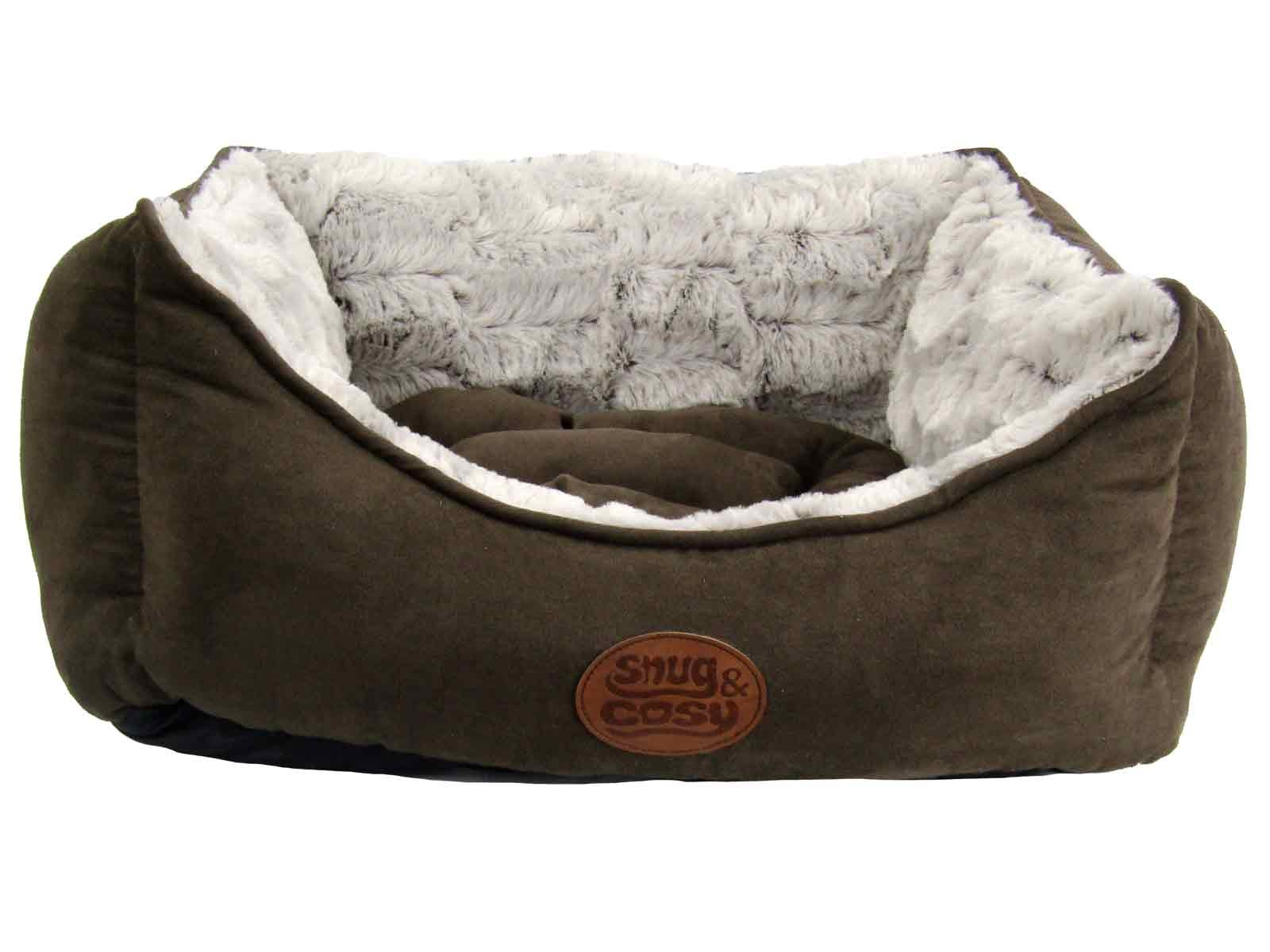 Picture of: Snug And Cosy Novara Dog Bed British Made Dog Beds Dog Beds Uk Dog Beds Uk