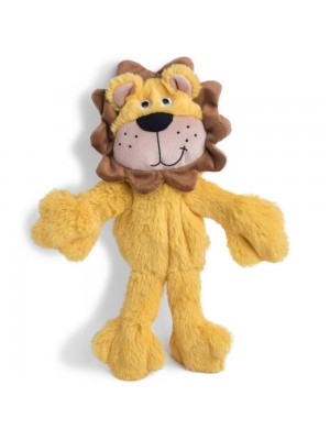 Petface Rope Body Lion Dog Toy