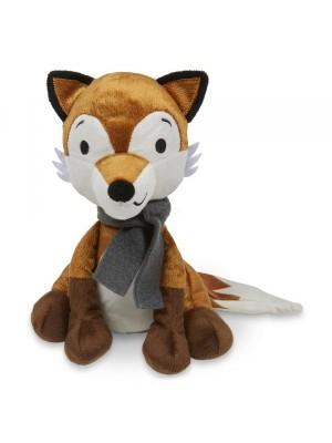 Petface Christmas Woodland Fox Dog Toy