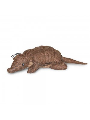 Danish Design Albert the Armadillo Soft Dog Toy