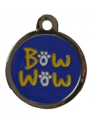 Bow Wow ID Tag