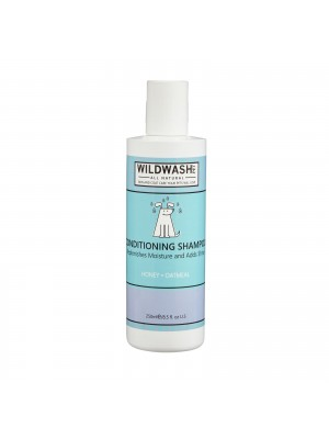 WildWash PET Dog Conditioning Shampoo  250ml