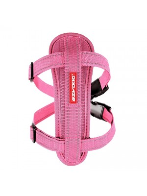 EzyDog Chest Plate Harness Pink
