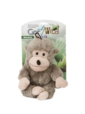 Gor Wild Monkey Dog Toy
