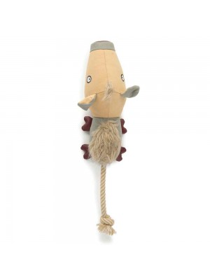 Danish Design Pattie the Pig Soft Dog Toy