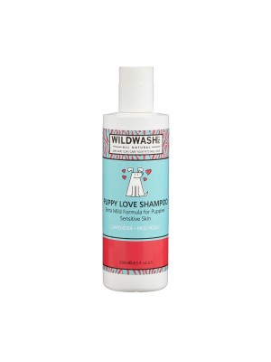 WildWash PET Puppy Love Dog Shampoo 250ml