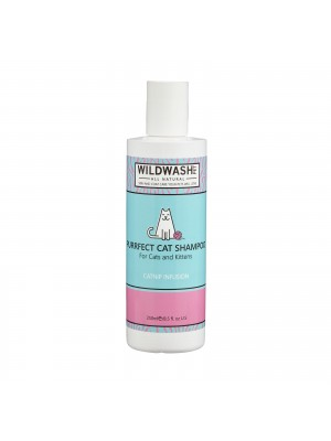 WildWash PET Purrfect Cat Shampoo