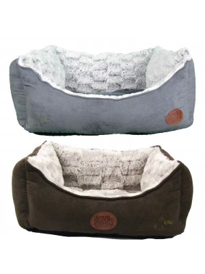 Snug and Cosy Novara Dog Bed