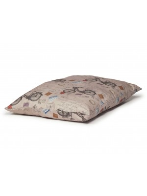 Danish Design Vintage Bicycles Deep Duvet Dog Bed