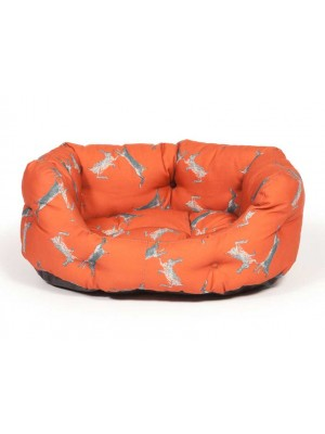 Danish Design Woodland Hare Deluxe Slumber Dog Bed