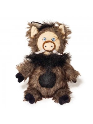 Danish Design Wilbur the Wild Boar Soft Dog Toy