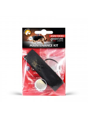 EzyDog Adventure Light Maintenance Kit
