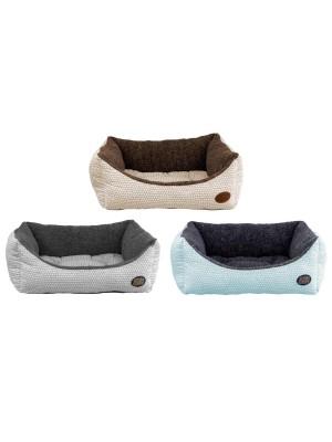 Snug & Cosy Polka Dot Dog Beds