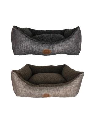 Snug & Cosy Steel Dog Bed