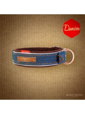 EzyDog Denim Neo Dog Collar