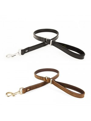 EzyDog Oxford Leather Classic Dog Lead