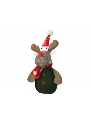 Happy Pet Donny Reindeer Dog Toy
