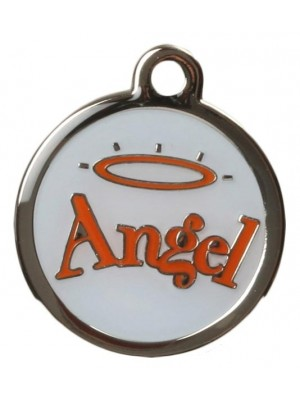 Angel ID Tag