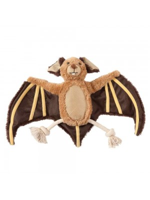 Danish Design Bertie the Bat Soft Dog Toy