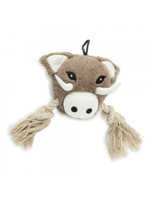 Danish Design Harold the Hog Soft Dog Toy