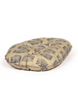 Danish Design Woodland Owl Luxury Quilted Mattress Dog Bed
