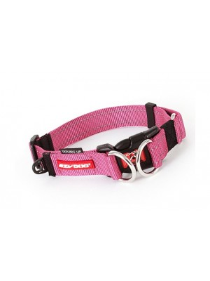 EzyDog Pink Double Up Dog Collar