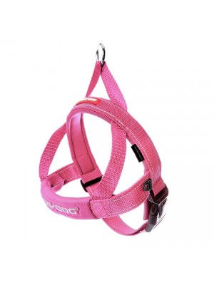 EzyDog Pink Quick Fit Harness