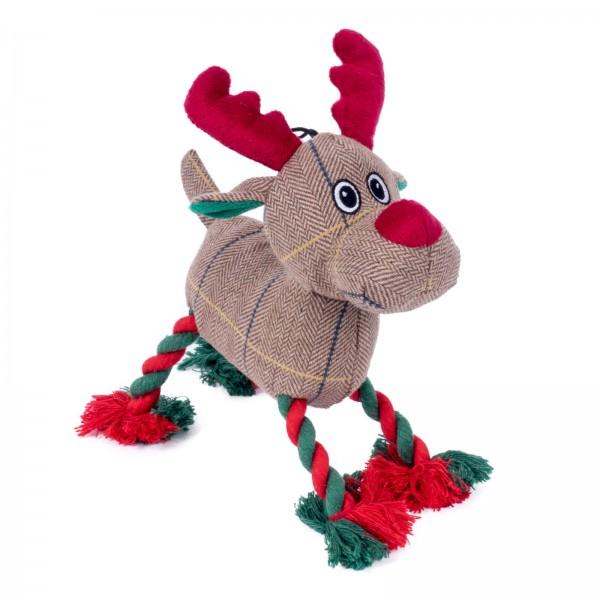 the latest 2bcea 2c350 Petface Christmas Reindeer Rope Legs