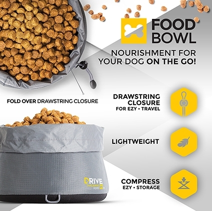 EzyDog Drive Food Bowl