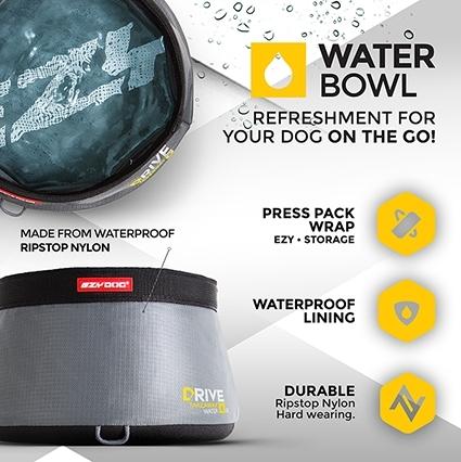 EzyDog Drive Water Dowl